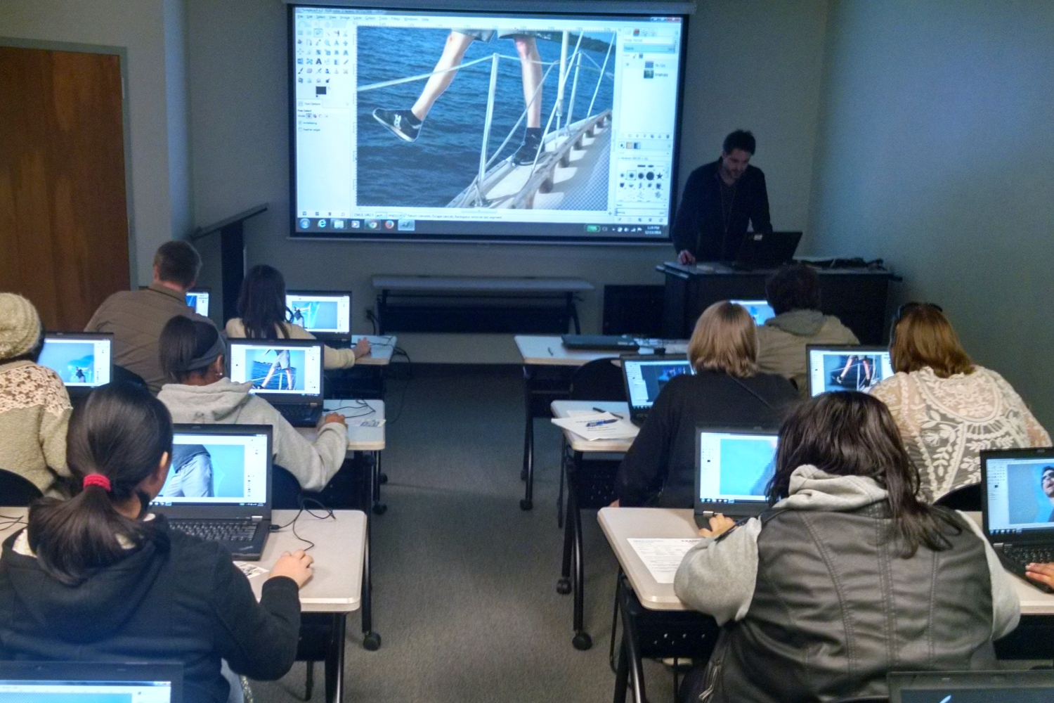 Digital Literacy And Technology Classes Kramden Institute