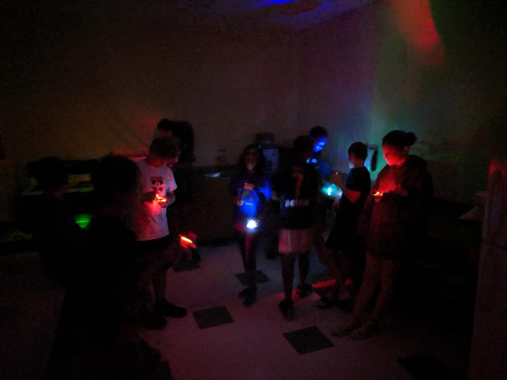 Electronics Camp Recap | Kramden Institute