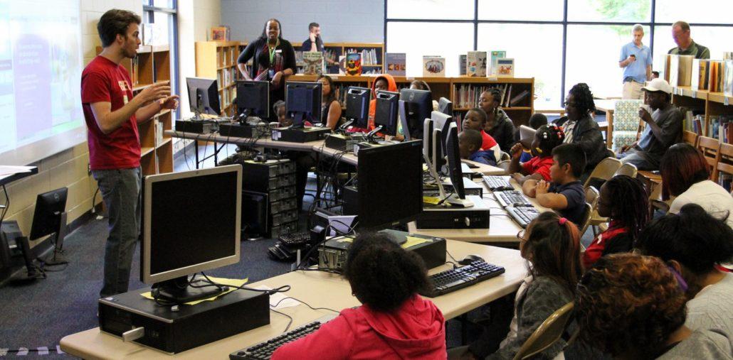 Computers awarded in Winston-Salem | Kramden Institute